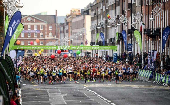maratona per la perdita di pesona
