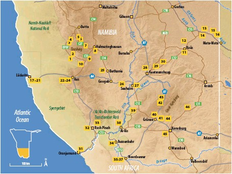 Namibia race