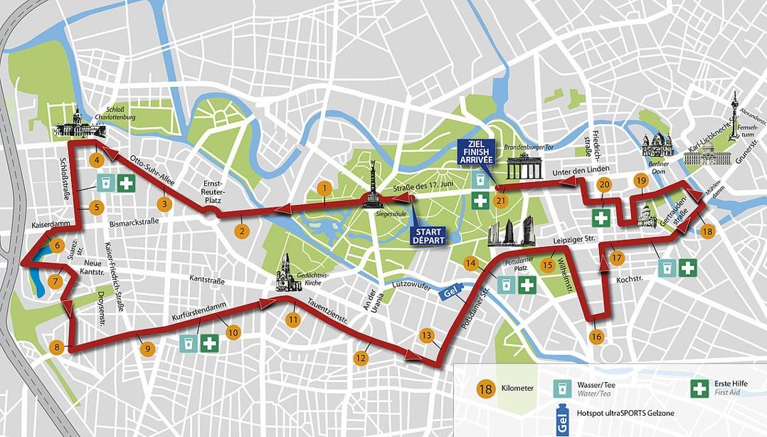 Mini Marathon Berlin 2020