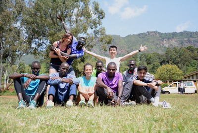 RUNNING CAMP KENYA 2019