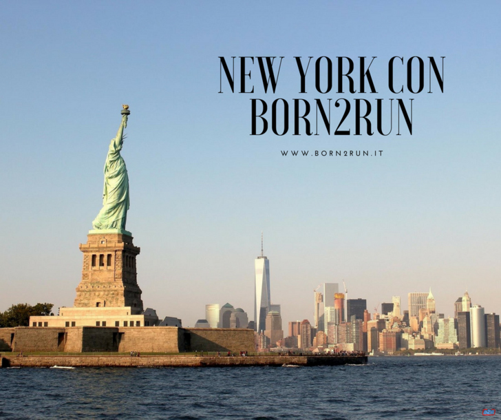 La tua maratona di New York con Born2Run